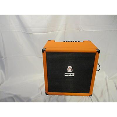 Orange Amplifiers CR100BXT Crush 100W 1x15 Bass Combo Amp
