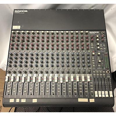 Mackie CR1604VLZ Unpowered Mixer