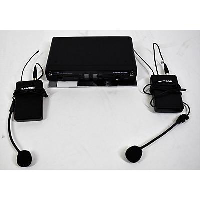 Samson CR288 Lavalier Wireless System