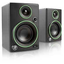 """Open BoxMackie CR3 3"""" Creative Reference Multimedia Monitors - Pair"""