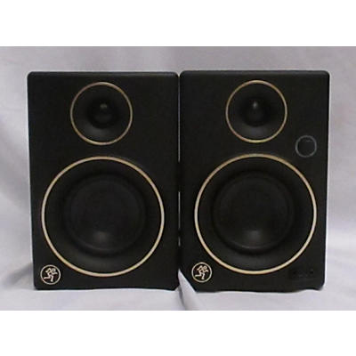 Mackie CR3 Limited Edition Gold Powered Monitor
