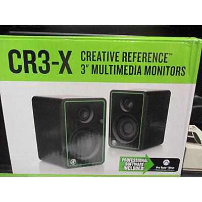 Mackie CR3-X Multi-Media Speaker