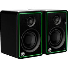"Open BoxMackie CR3-XBT 3"" Active 50W Bluetooth Multimedia Studio Monitors, Pair"