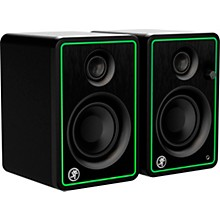 "Mackie CR3-XBT 3"" Active 50W Bluetooth Multimedia Studio Monitors, Pair"