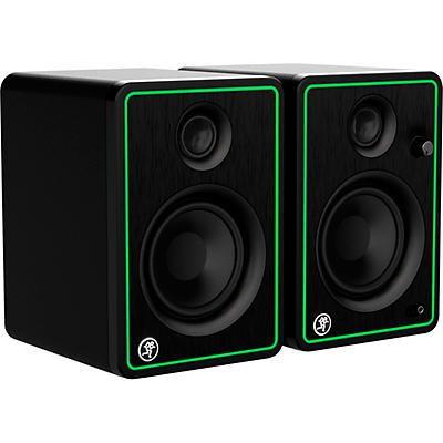 "Mackie CR4-X 4"" Active 50W Multimedia Studio Monitors, Pair"