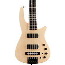 CR5 RADIUS Bass Guitar Satin Natural