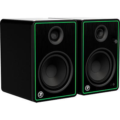 "Mackie CR5-X 5"" Active 80W Multimedia Studio Monitors, Pair"