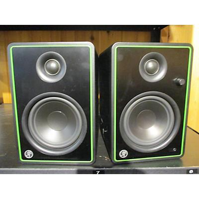 "Mackie CR5-XBT 5"" Active 80W Bluetooth Multimedia Studio Monitors, Pair Powered Monitor"