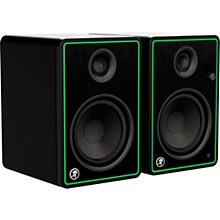 "Mackie CR5-XBT 5"" Active 80W Bluetooth Multimedia Studio Monitors, Pair"