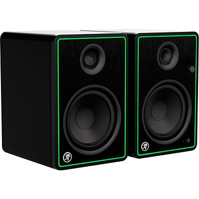 "Mackie CR5-XBT 5"" Active 80W Bluetooth Multimedia Studio Monitors, Pair"