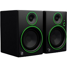 Open BoxMackie CR5BT 5 in. Bluetooth Multimedia Monitors - Pair