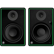 "Mackie CR8-XBT 8"" Active 160W Bluetooth Multimedia Studio Monitors, Pair"