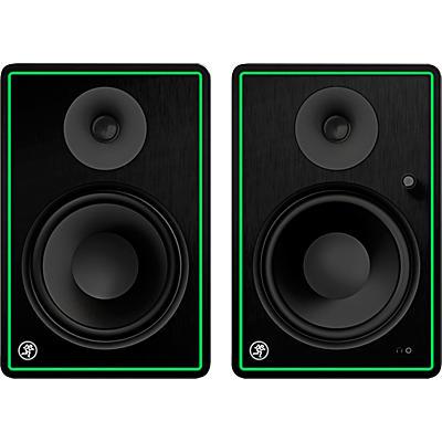 "Mackie CR8-XBT 8"" Active 160W Bluetooth Multimedia Studio Monitors, Pair"
