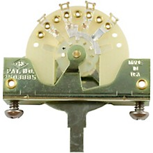Allparts CRL 3-Way Blade Switch, with Stainless Steel Screws