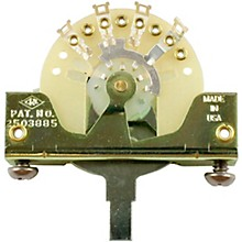 Allparts CRL 5-Way Blade Switch with Stainless Steel Screws