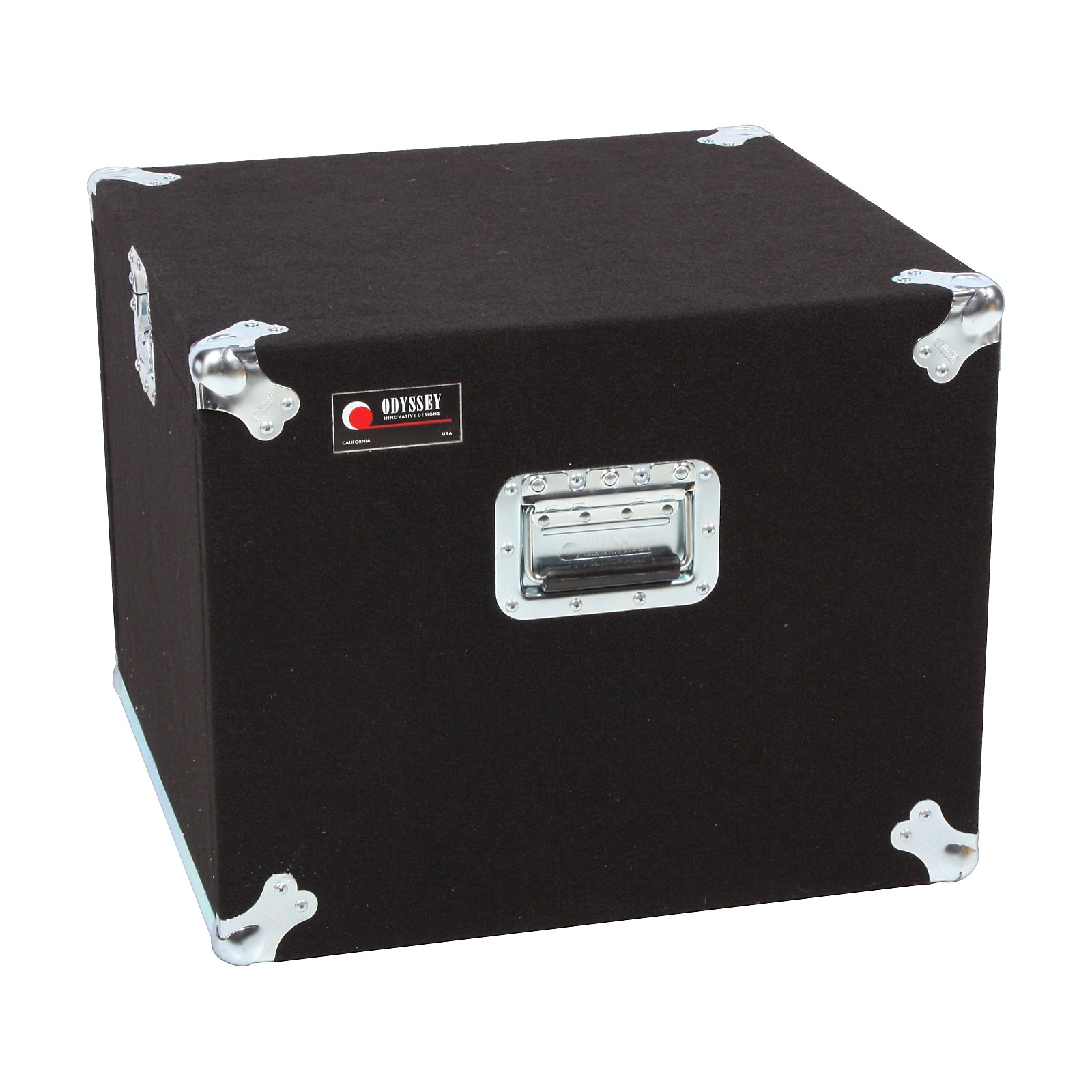 Odyssey CRP08W Carpeted Pro Rack with Wheels