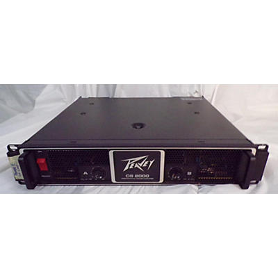 Peavey CS 2000 Power Amp