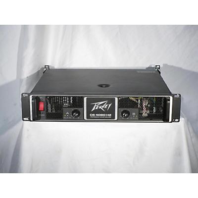 Peavey CS 4080 HZ Power Amp