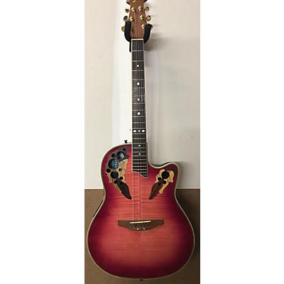 Ovation CS257 Celebrity Acoustic Electric Guitar