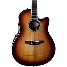 CS28P-KOAB Celebrity Standard Plus Super Shallow Acoustic-Electric Guitar Koa Burst