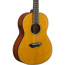 Yamaha CSF-TA TransAcoustic Parlor Acoustic-Electric Guitar