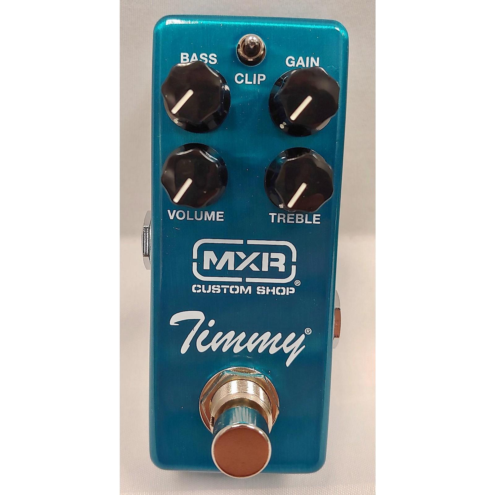 MXR CSP027 TIMMY OVERDRIVE Effect Pedal