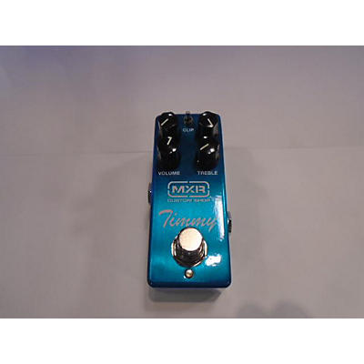 "MXR CSP027 ""Timmy"" Overdrive Effect Pedal"