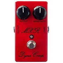 Open BoxMXR CSP102SL Script Dyna Comp Compressor Guitar Effects Pedal