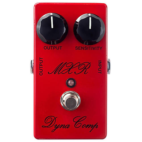 MXR CSP102SL Script Dyna Comp Compressor Guitar Effects Pedal