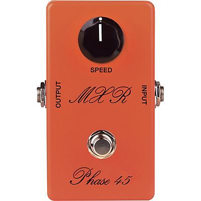 MXR Custom Shop CSP105 Vintage '75 Phase 45 Phaser Guitar Effects Pedal