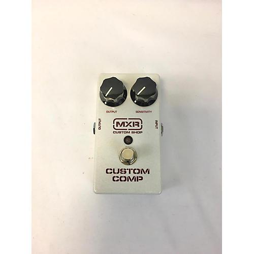 CSP202 Custom Shop Compressor Effect Pedal