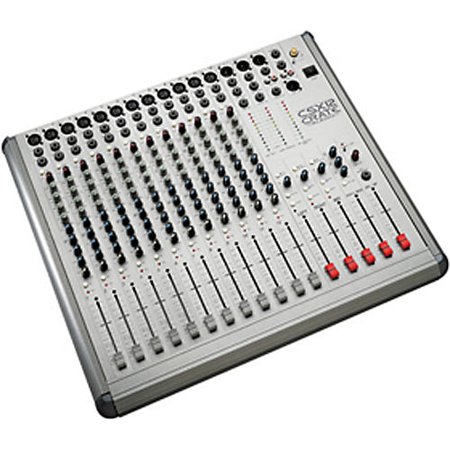 Crate CSX12 12-Channel Mixer Factory