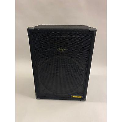 COMMUNITY CSX35S2 Unpowered Speaker