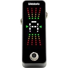 D'Addario Planet Waves CT-20 Chromatic Pedal Tuner Nickel