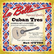 LaBella CT750 Cuban Tres Strings