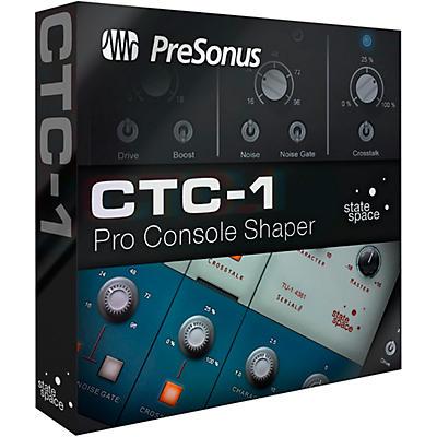 PreSonus CTC-1 Pro Console Shaper Software Download