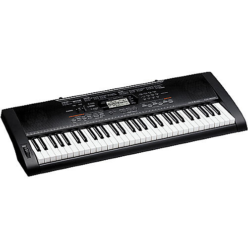 casio ctk 3000 61 key portable keyboard musician 39 s friend. Black Bedroom Furniture Sets. Home Design Ideas