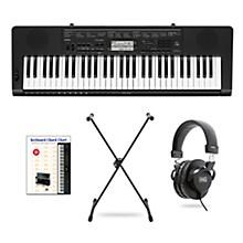 Casio CTK-3500 61-Key Portable Keyboard Package