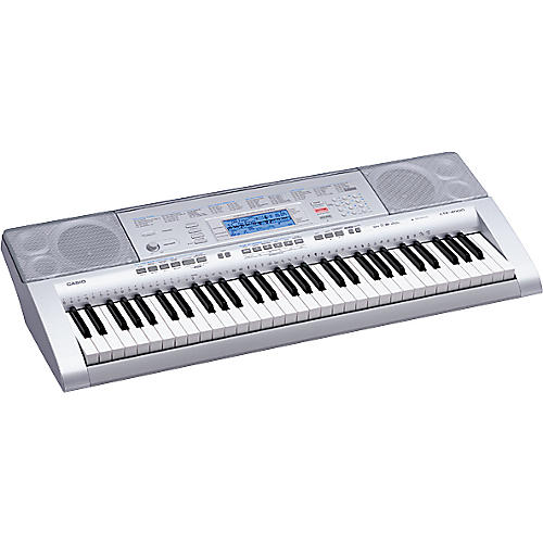casio ctk 4000 61 key portable keyboard musician 39 s friend. Black Bedroom Furniture Sets. Home Design Ideas
