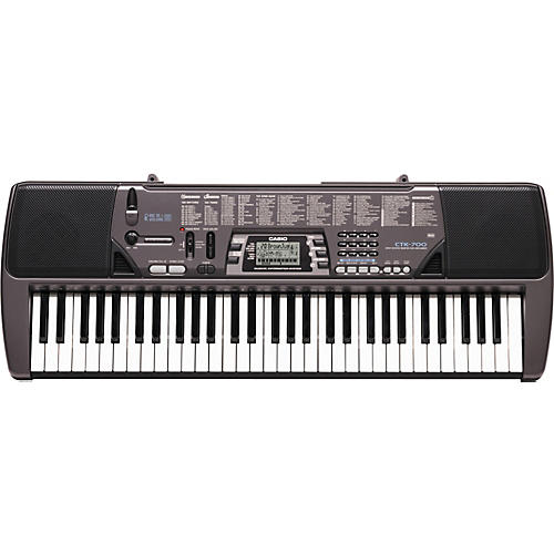 casio ctk 700 61 key portable keyboard with mic input musician s rh musiciansfriend com casio ctk 700 manual download casio ctk 7000 manual