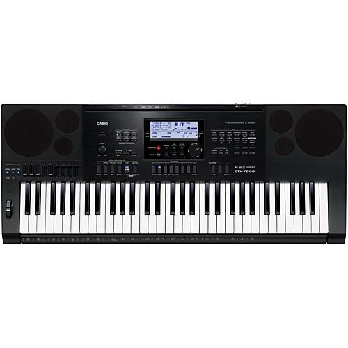 Casio CTK-7200 61-Note Portable Keyboard