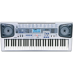 casio ctk593 61 key portable keyboard musician 39 s friend. Black Bedroom Furniture Sets. Home Design Ideas