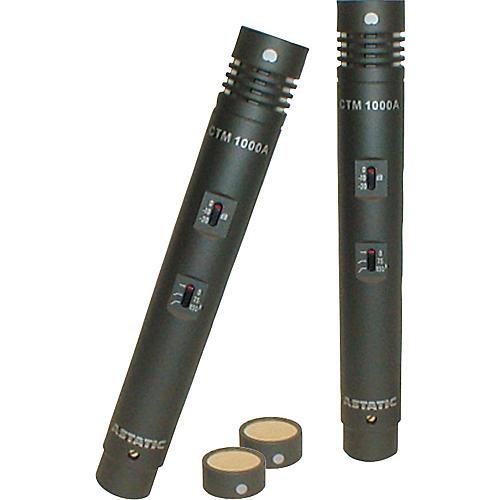 CAD CTM-1000A Dual Capsule Condenser - Buy 2 & Save