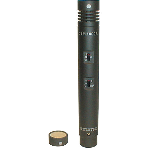 CAD CTM-1000A Dual Capsule Condenser Microphone