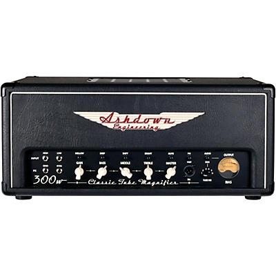 Ashdown CTM-300 300W Tube Bass Amp Head