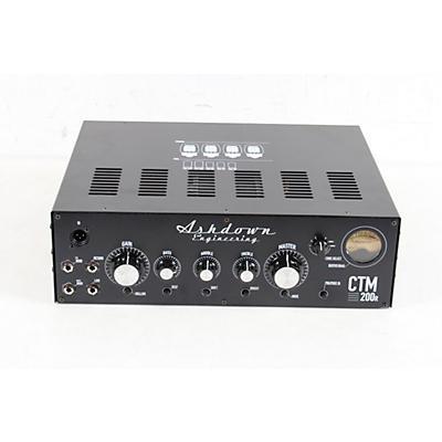 Ashdown CTM200 200W Rackmount Bass Amp Head