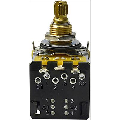 Mojotone CTS 250K DPDT Push-Pull Potentiometer