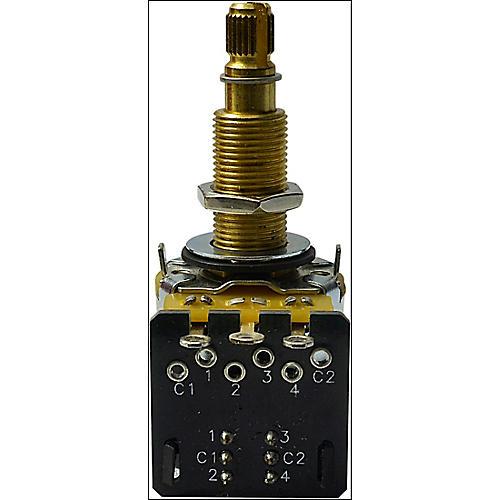 Mojotone CTS 500K Long Shaft DPDT Push-Pull Potentiometer