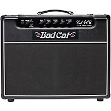 Open Box Bad Cat Cub 40R USA Player Series 40W 1x12 Tube Guitar Combo Amp