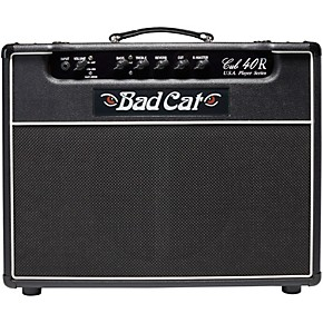 bad cat cub 40r usa player series 40w 1x12 tube guitar combo amp musician 39 s friend. Black Bedroom Furniture Sets. Home Design Ideas